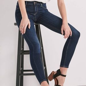 Lucky Brand Ava Midrise in Immortal